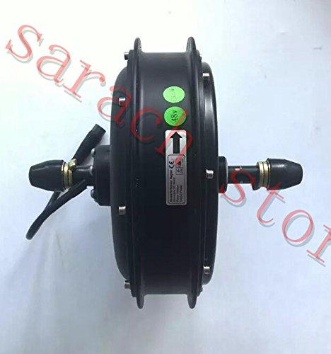 1500/W 48/V Moyeu de roue arri/ère Moteur /électrique Moteur de v/élo de montagne V/élo /électrique Moteur