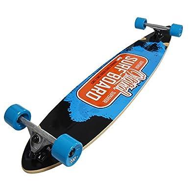 No Rules Longboard/Skateboard ABEC 7 original
