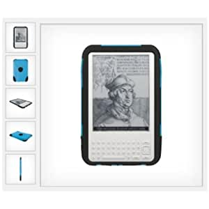 amazon kindle 3 6 inch screen trident aegis impact resistant case enclosure. Black Bedroom Furniture Sets. Home Design Ideas