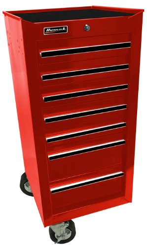 7 Drawer Side Tool Cabinet - 3