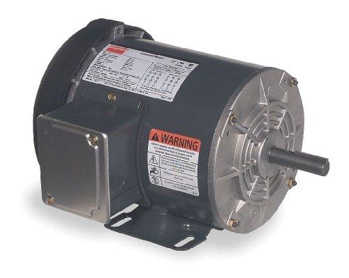 Dayton 3GC39 Motor, 1 HP, 3 Phase by Dayton