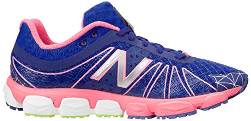 888098239911 - New Balance Women's W890 Neutral Light Running Shoe,Blue/Pink,11 B US carousel main 6