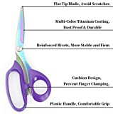 Newness Premium Fabric Scissors, Heavy Duty Sewing