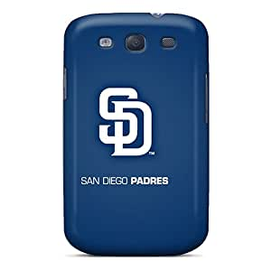 Samsung Galaxy S3 MSw5615PJdC Support Personal Customs High Resolution San Diego Padres Pictures Best Hard Cell-phone Case -DannyLCHEUNG