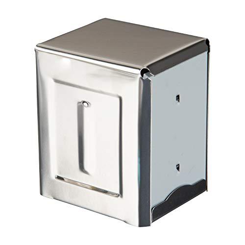 Update International (ND-5) Stainless Steel Napkin Dispenser