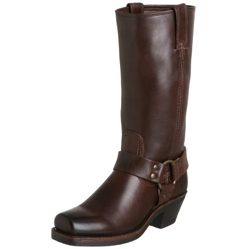 FRYE - Botas de cuero para mujer Marrón
