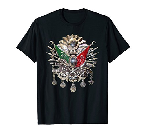 Ottoman Empire Coat of Arms T-shirt ()