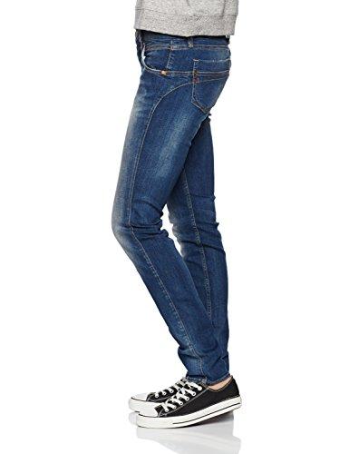 051 Touch Donna Blau Jeans clean Herrlicher Slim FqwYxFO