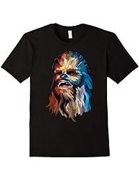 Chewbacca Art Graphic T-Shirt