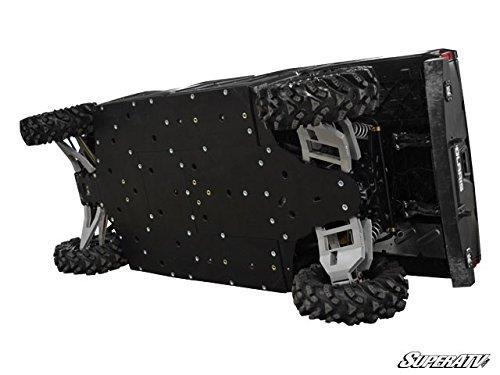 polaris ranger 900 skid plate - 5