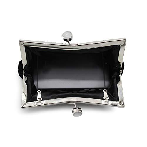 Velluto Qzny Qualità Elegante Sera Alta Viaggio 10 Pochette Di In C 22 Banchetto Donna Nuova colore Un 5cm Dimensione Da Borsa On0EqfrO