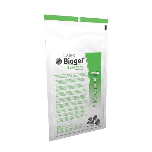 Molnlycke Healthcare Surgical Glove - Biogel Sterile Powder Free Latex Micro-Textured Size 7 Hand Specific (200 EA/CS) - BMC-MON 34701350