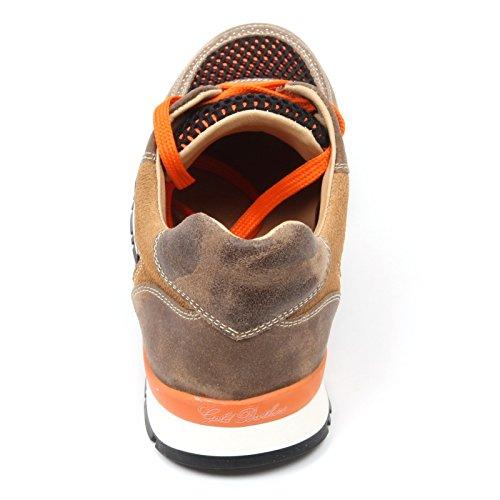 Scarpa C3692 Shoe nero Man Beige Uomo Sneaker Brothers Gold 7IFqaa