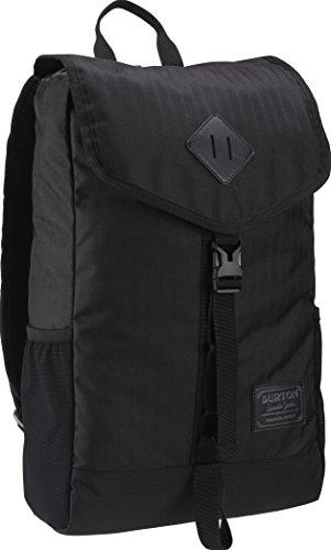 - Burton Westfall Backpack, True Black Heather Twill, One Size