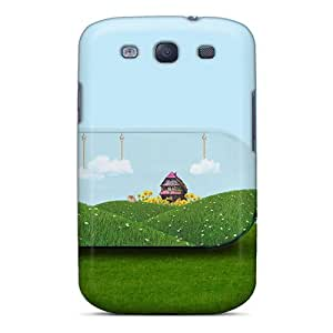 Snap-on Bottle Message Case Cover Skin Compatible With Galaxy S3