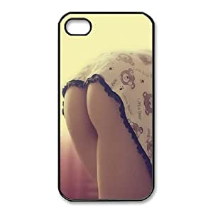 iPhone 4,4S Phone Case Sexy girl Protective Cell Phone Cases Cover TTR145756