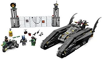 LEGO The Bat Tank The Riddler and Bane's Hideout