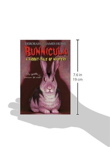 Bunnicula: A Rabbit-Tale of Mystery: Deborah Howe, James Howe ...