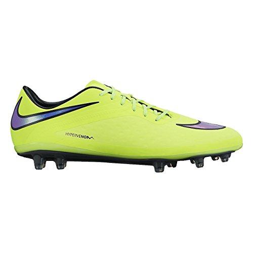 Phatal de Hypervenom Volt Violet Hombre Zapatillas Black fútbol Lava para Persian Nike Hot FG q5wd81qI