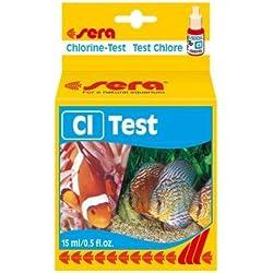 Sera Chlorine-Test (Cl) 15 ml, 0.5 fl.oz. Aquarium Test Kits