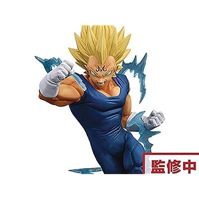 Banpresto Dragon Ball Z Dokkan Battle Collab-Majin Vegeta-: Toys & Games