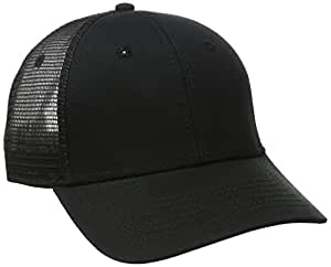 Dickies Core Black Meshback Adjustable Snapback Cap: Amazon.es ...