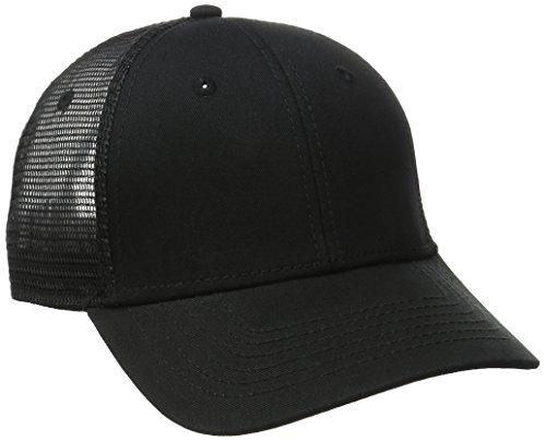 Mesh Mens Hat (Dickies Men's 874 Mesh Back, Black, One Size)