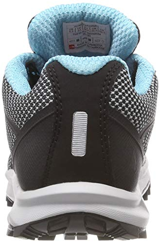 Gris Face 5ut Basses Grey phantom tex The blue Litewave Gore Stone Sneakers Femme North Fastpack 5fRwzq