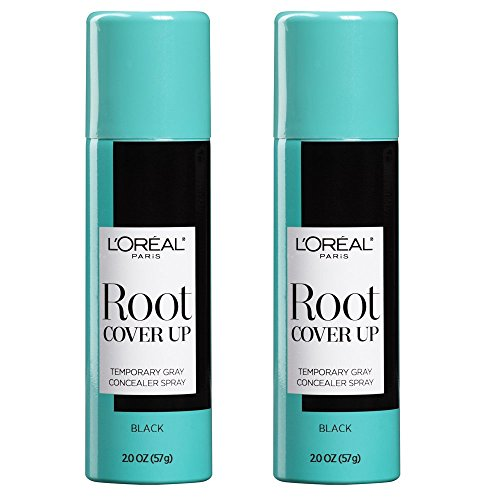 LOreal Paris Color Cover Black