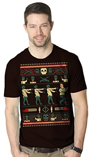 Zombie Ugly Sweater T Shirt