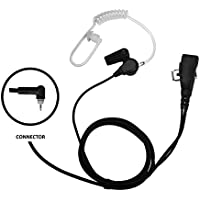 IMPACT Surveillance Earpiece with Acoustic Tube for Motorola SL Series Radios