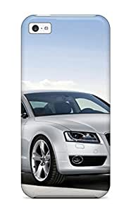 LJF phone case Defender Case With Nice Appearance (audi A5) For iphone 4/4s
