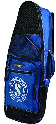 (ScubaPro Mask Fin Snorkel Beach Bag (Blue))