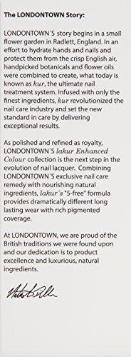 LONDONTOWN Lakur Nail Polish, Stargazing Royalty