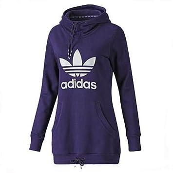 sweat femme adidas violet