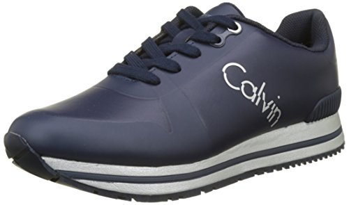 Silver Smooth Multicolore Klein Indigo Sneaker Calvin Rub HF Uomo Edwin zPqZWnp