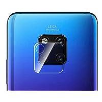 Microcase Huawei Mate 20 Pro Kamera Camı Lens Koruyucu Tempered Glass