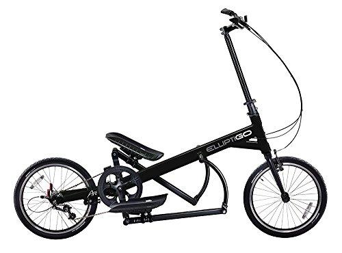 Cheap ElliptiGO Arc 3 – The World's First Outdoor Elliptical Bike (Black)