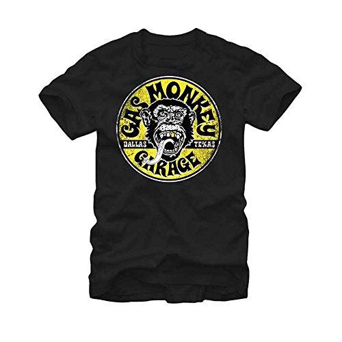 gas monkey shirt - 2