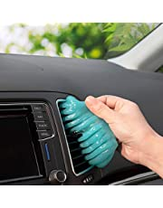 TICARVE Cleaning Gel for Car Detailing Tools Car Cleaning Kit Automotive Dust Air Vent Interior Detail Detailing Putty Universal Dust Cleaner for Auto Laptop Car Slime Cleaner