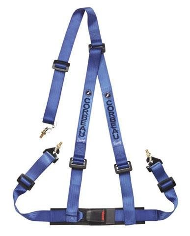 - Corbeau 43001B 2in LAP & SHOULDER HARNESS