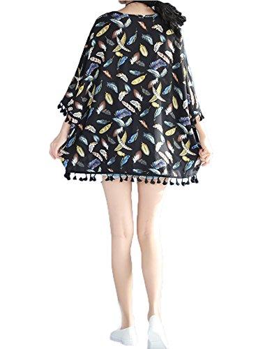 LemonGirl - Camisas - para mujer Feather