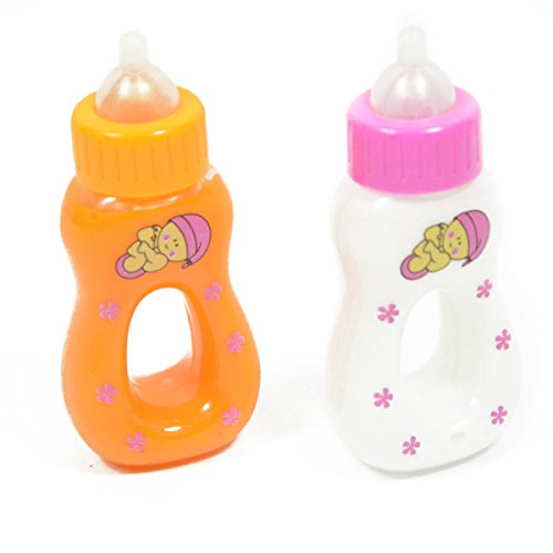 Magic Juice and Milk Bottle Set for Baby Dolls
