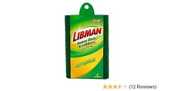 Libman Heavy Duty Scrubbers Libman CO 00064