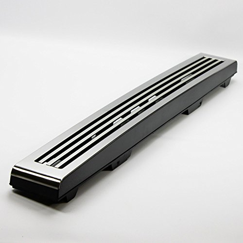 Microwave Grill Vent - GE WB07X11150 Grille Assembly for Microwave