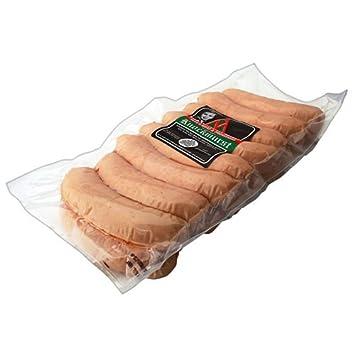 Alex`s Meat Knockwurst Vacuum Pack 5 Lb