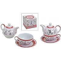 Hermosa Tea for one set ~ Unicornio ~