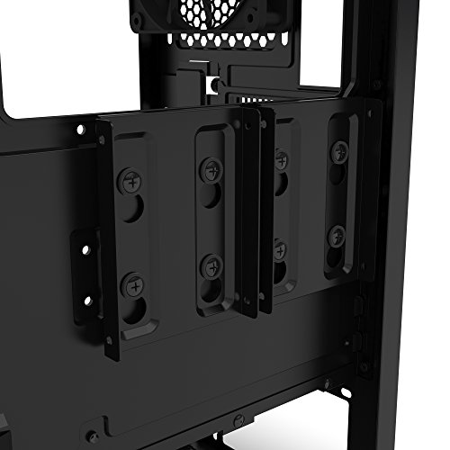 Phanteks PH-EC416PTG_BK Eclipse P400 Steel ATX Mid Tower Case Satin Black,''Tempered Glass'' Edition Cases by Phanteks (Image #14)
