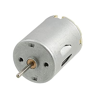 uxcell DC 5V 4350RPM 0.04A Electric Small Motor for USB Fans