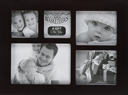 Broadway Basketeers Chocolate Filled Photo Gift Box - The Perfect Gift (Wine Gift Baskets Delivered)